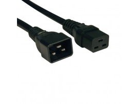 APC Power Cord, C19 to C20, 2.0m, AP9877