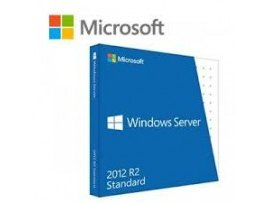 MS Windows Svr Std 2012 R2 x64 English 1pk DSP OEI DVD 2CPU/2VM (P73 - 06165)