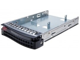 "Supermicro MCP-220-00043-0N 2.5"" HDD in 4th generation 3.5"" hot swap tray"