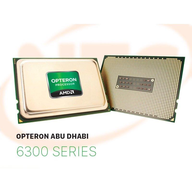 AMD Opteron Abu Dhabi 16C 6380 2 5G 16M 6400MT