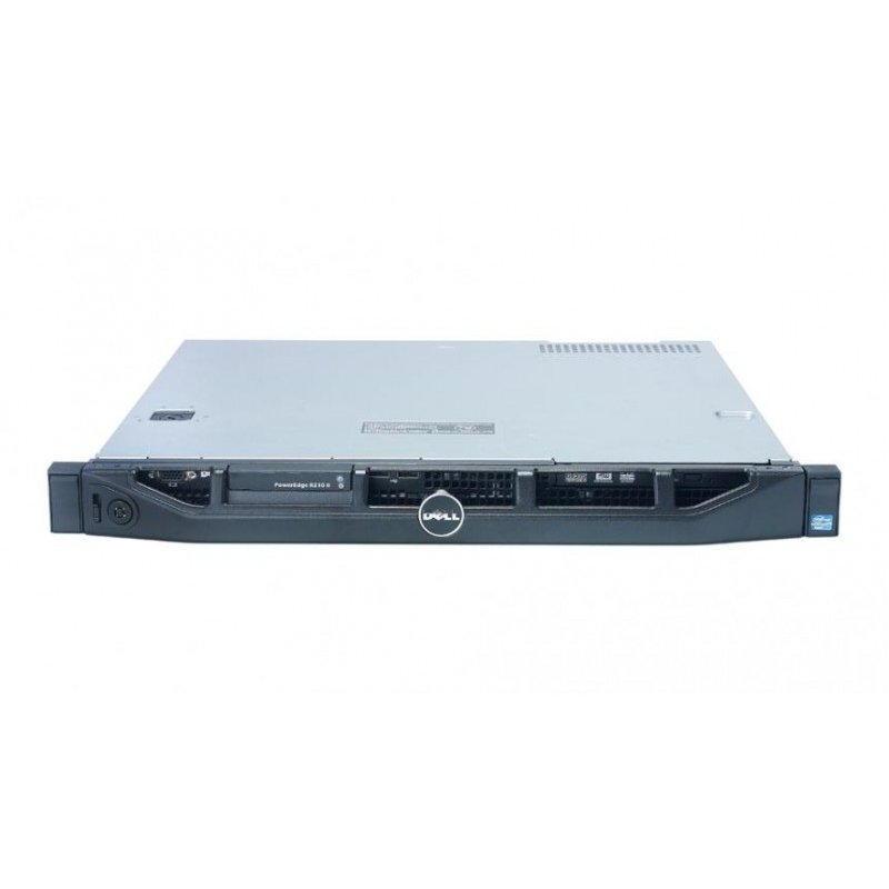 Máy chủ Dell PowerEdge R210 (non CPU ,non RAM ,non HDD, PSU 250W