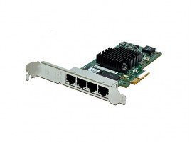 Intel Ethernet I350 QP 1Gb Server Adapter