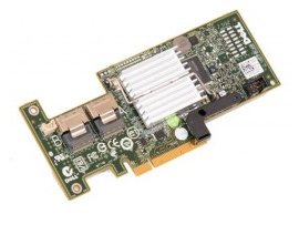 Dell PERC H200 Adapter RAID Controller (for T110 II only)