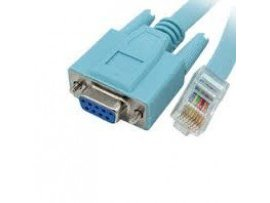 Cáp CBL C-037 Cable Cisco DB9 To RJ45 , 72 -3383 -01
