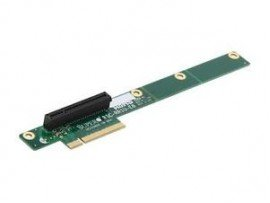 Supermicro RSC -RR1U-EL Left slot 1PCI-E x8