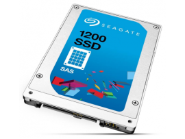 "SSD Seagate 1200 400GB, SAS 12Gb/sENT MLC, 2.5"" 7.0mm 21nm (3DWPD) ST400FM0223"