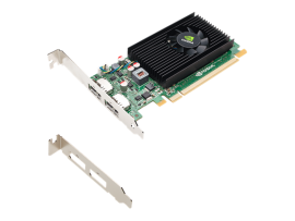 NVIDIA PNY NVS 310 512MB DDR3 PCIe 2.0 - Low Profile, Display Port, GPU-NVS310DP