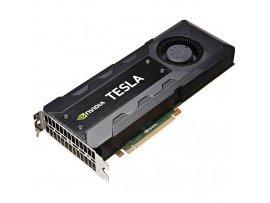 NVIDIA Tesla K40C 12GB GDDR5 PCIe 3.0 - Active Cooling, GPU-NVK40C