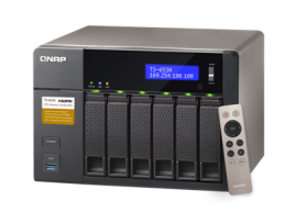 Thiết bị lưu trữ QNAP TS-653A-4G