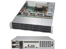 SuperServer 6028R-E1CR12H