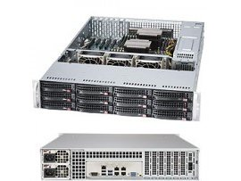 SuperServer 6028R-E1CR12N