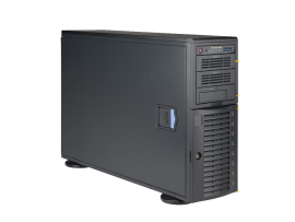 SuperWorkstation SYS-7048A-T Black, E5-2620 v4 2.1Ghz, RAM 8GB DDR4 2133 RDIMM