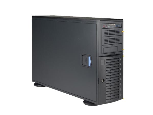 SuperWorkstation SYS-7048A-T Black, E5-2650 v3 2.3G, RAM 8GB DDR4 2133 RDIMM