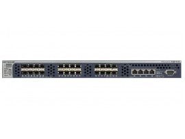 NETGEAR ProSAFE®  24-port 10 Gigabit Stackable L2+ Managed Switch (XSM7224S-100AJS)